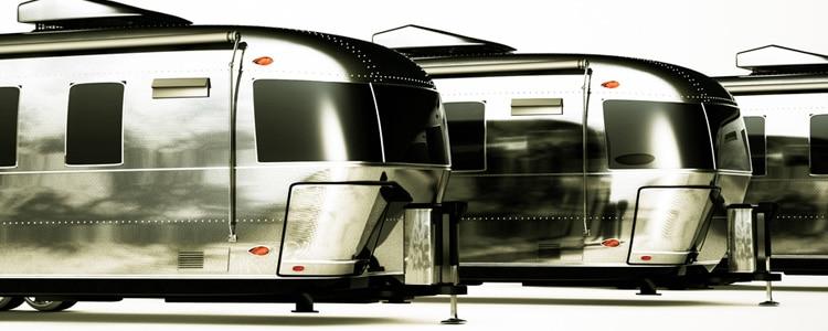 Airstream Caravans