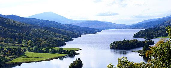 Tummel Valley Mogens Engelund https://commons.wikimedia.org/wiki/File:Queens-View_Loch-Tummel_Scotland.jpg