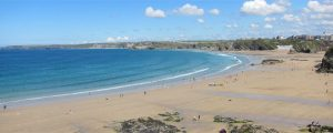 Proper Handsome image cropped https://commons.wikimedia.org/wiki/File:Towan_Beach,_Newquay_Cornwall.jpg
