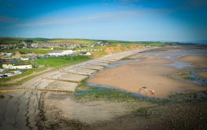 tarnside Holiday park pixabay image St Bees beach